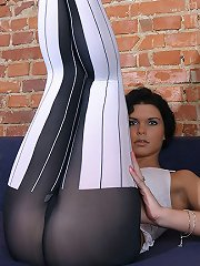 Kasia Sall Tits And Nice Ass In Pantyhose And Highheel^my Boobs Eu Nylon Porn Sex Girl Nylon Pantyhose Stockings Woman