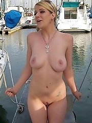 The Marina Isnt Safe When She Gets Nude There^public Flash Voyeur XXX Free Pics Picture Pictures Photo Photos Shot Shots