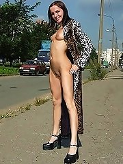 Flasher^shock In Town Public XXX Free Pics Picture Pictures Photo Photos Shot Shots