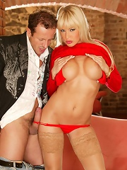 Hot Blonde Linda With Nice Tits In Stockings Hardcore^stocking Stars Nylon Porn Sex Girl Nylon Pantyhose Stockings Woman